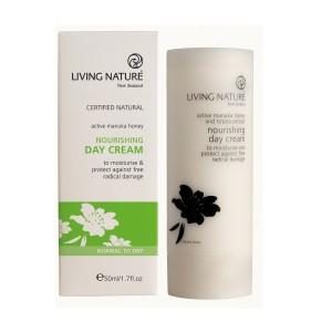 Nourishing Day Cream - Living Nature