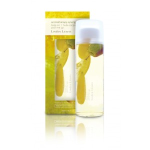 Pick Me Up Body Oil - AROMATHERAPY - Linden Leaves